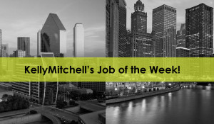 Job of the Week